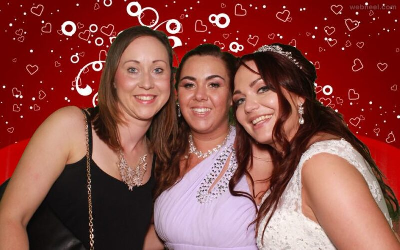 Party Photo Booth Hire in Ellesmere Port Groovyboove